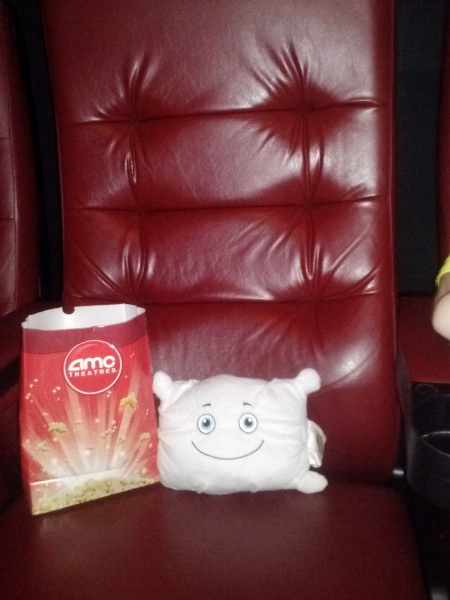 McStuffy O'Fluffigan's trip to the movies