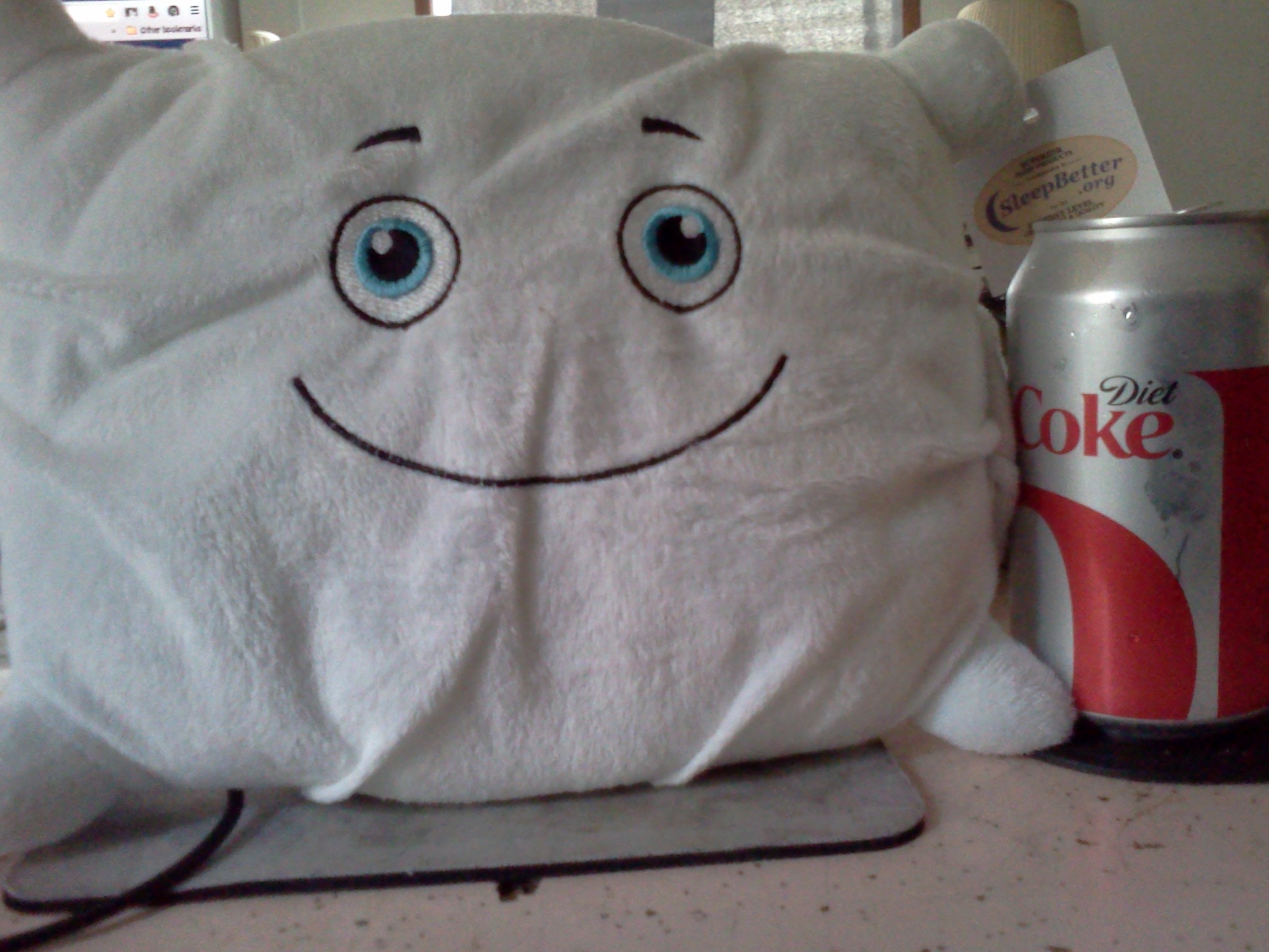 Have a (diet) Coke and a Smile!