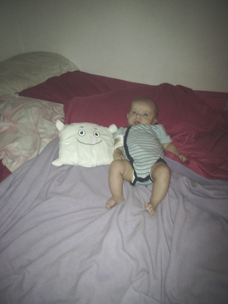 Pillow and the Baby