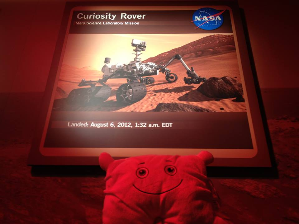 Curious about Curiosity
