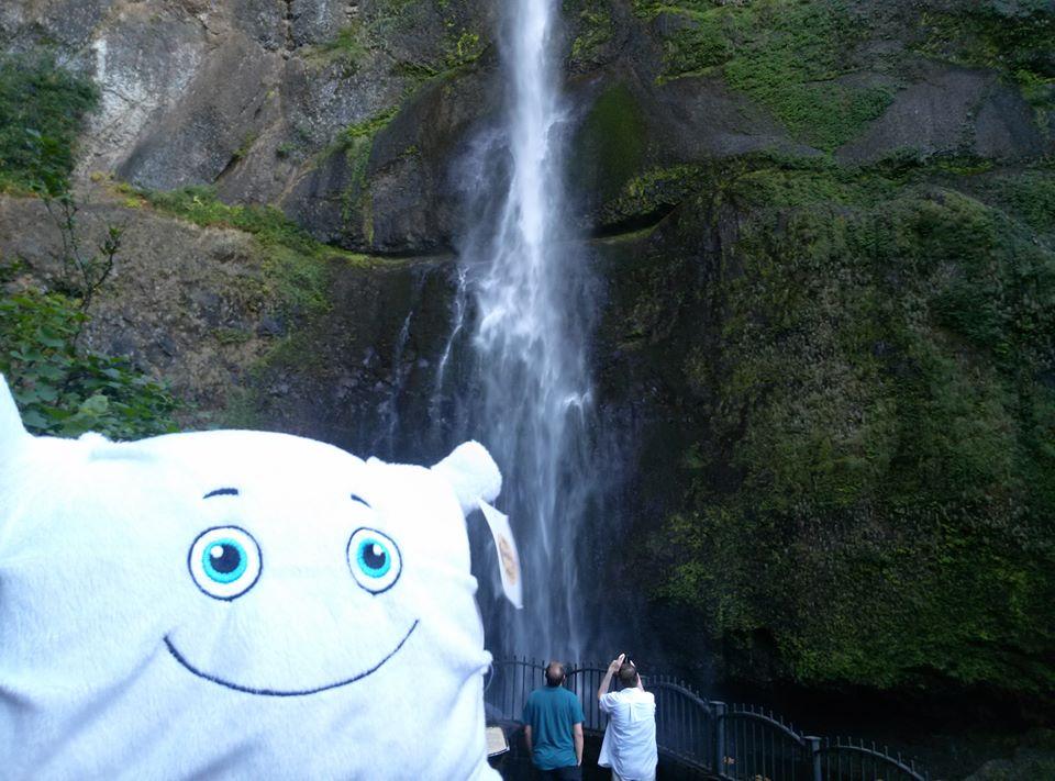 Awesome waterfall