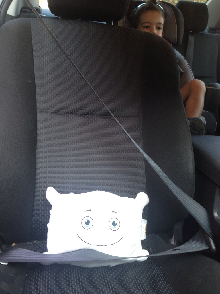 Pilwoah's ready to go shopping