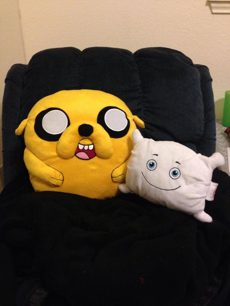 Pilwoah's new Best Friend Pillow Jake