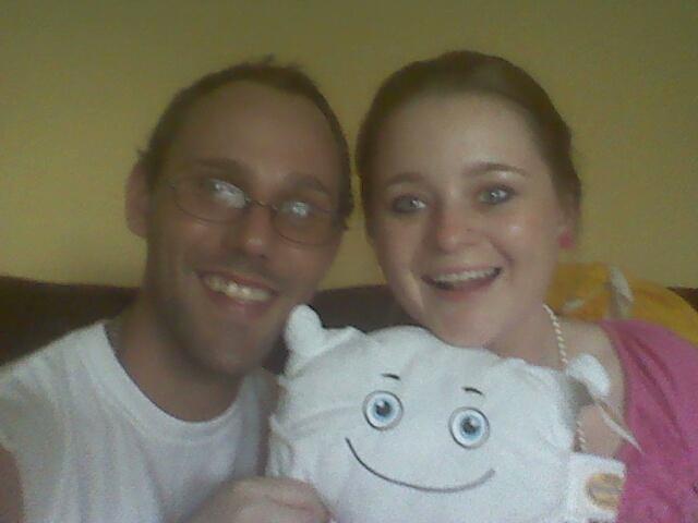 Pillow Family Portrait