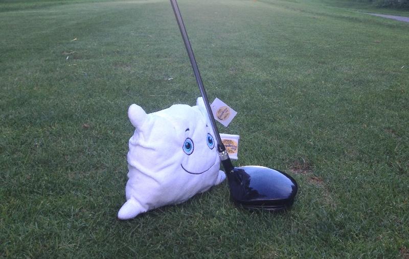 Pillow\'s Golf Swing