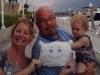 McStuffy meets grandma and grandpa! They love him!