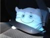Pillow\'s Car Ride