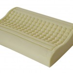ThermaZone Memory Foam Contour Pillow