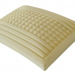 ThermaZone Memory Foam Side Sleeper Pillow